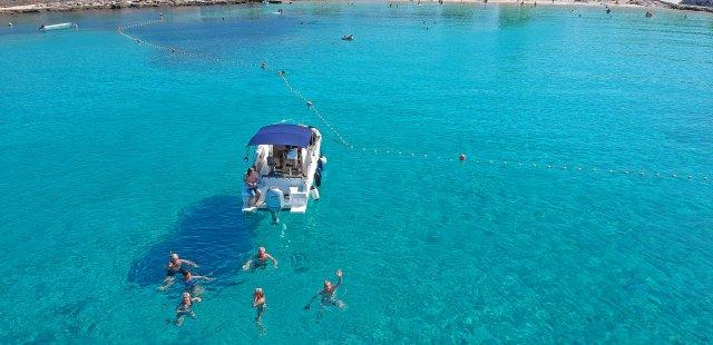 Islands Brač, Šolta & Blue lagoon
