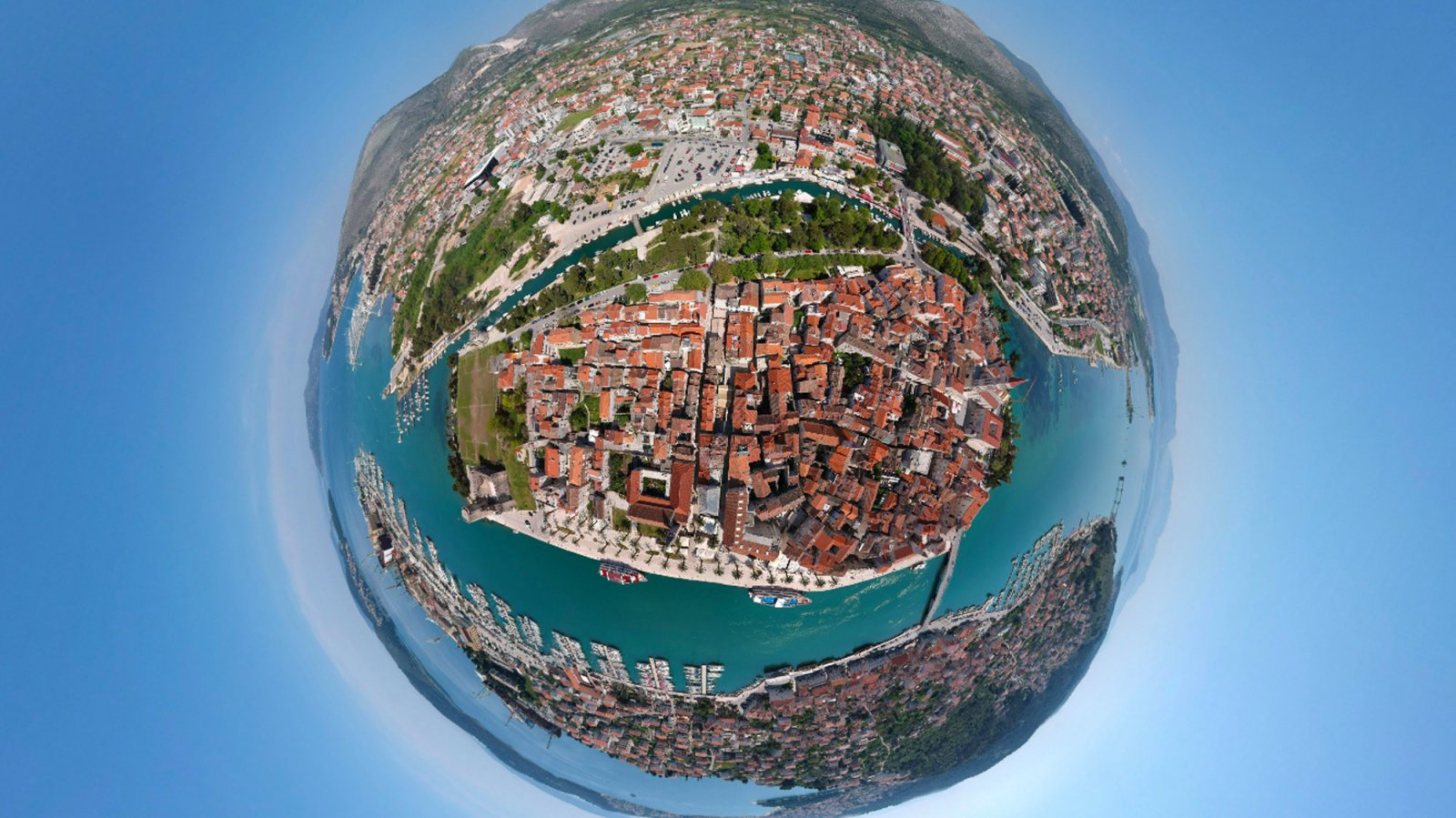 Trogir / Split - walking tour