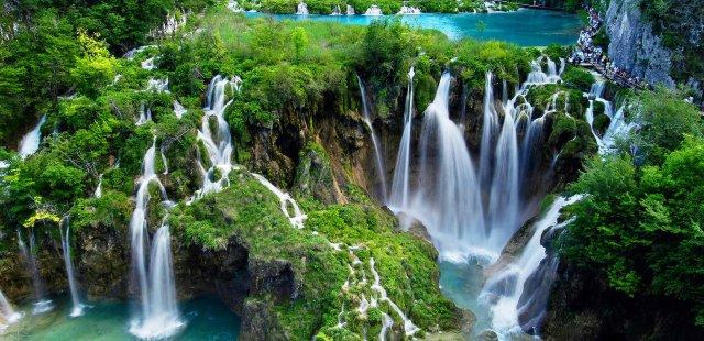N.P. Plitvice lakes
