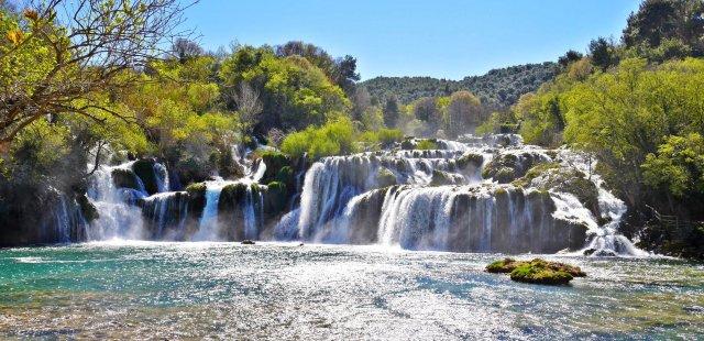 N.P. Krka waterfalls & Šibenik