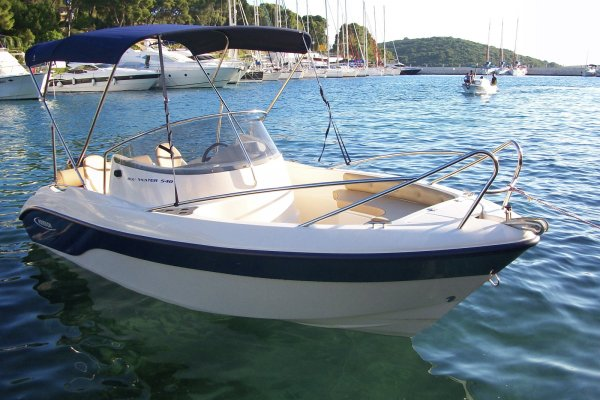 Poseidon Bluewater 540
